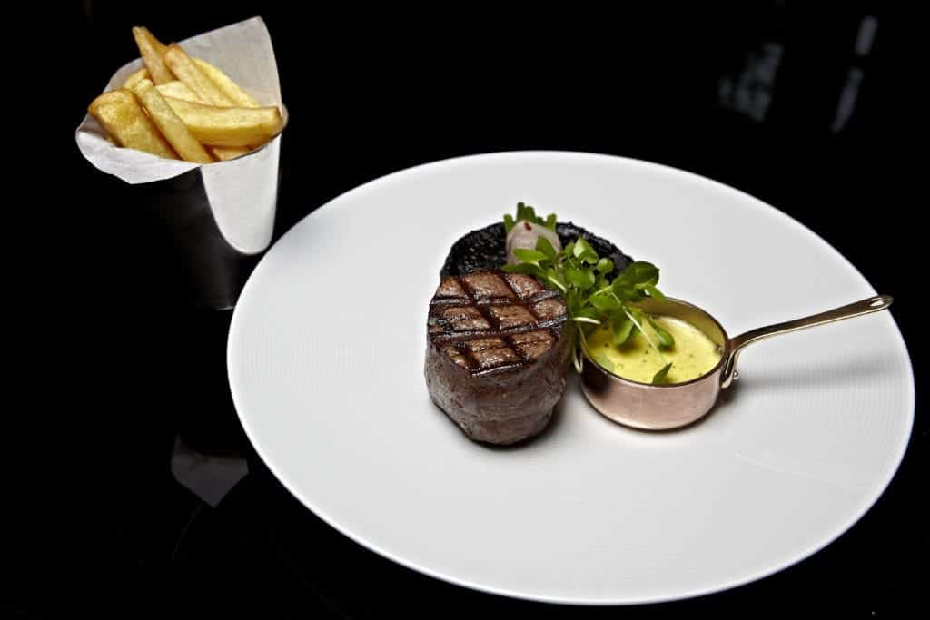 Food photography of a steak - Hospitality Photographic