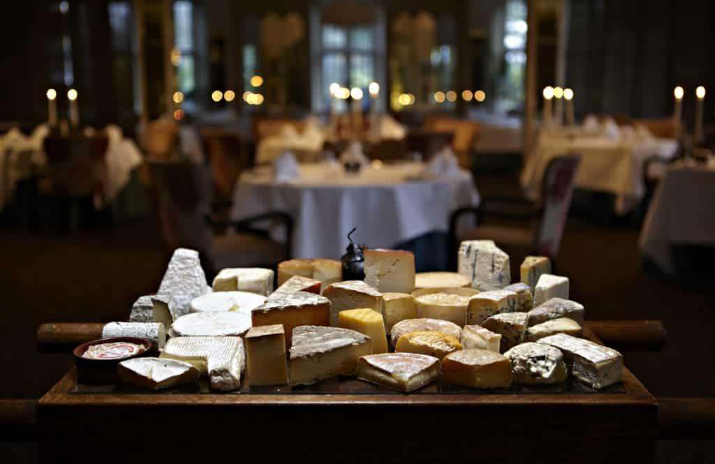 Food photo of cheeses - Hospitality Photographic