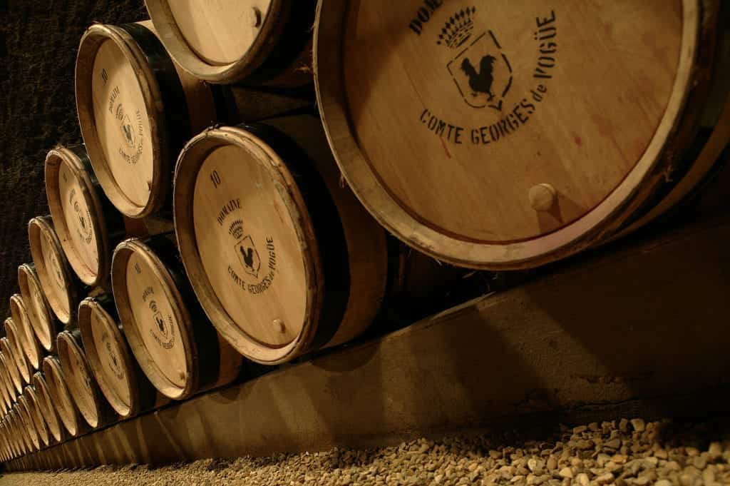 Drink photo of barrels - Hospitality Photographic