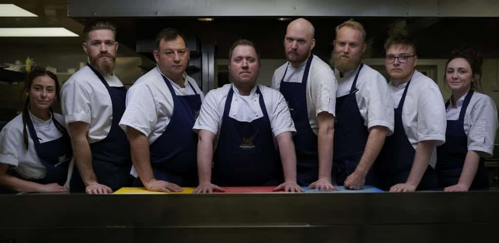 Portraiture Photography of chefs - Hospitality Photographic