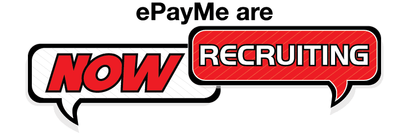 ePayMe is now recruiting!